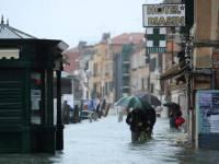 На Венецию обрушилось крупнейшее за 50 лет наводнение