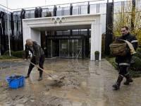 В Лозане из-за прорвавшей трубы ушла под воду штаб-квартира МОК