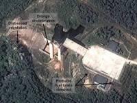 Северную Корею заподозрили в испытании ракетных двигателей