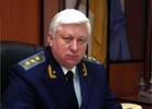 Пшонка признал, что органы работают плохо. В Украине раскрывается лишь каждое второе преступление
