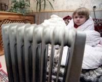 Борисполь отрубили от отопления и горячей воды. По слухам, это месть за слабую поддержку Партии регионов