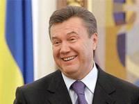 Даже поздравляя китайского генсека, Янукович не обошелся без своего любимого словечка «авторитет»