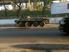 Военные машины на улицах Одессы уже перестают удивлять местных жителей