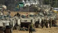 Армия Израиля уже в касках и с автоматами. Для наземной операции в секторе Газа все готово