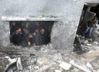 Израиль продолжает воздушные удары по сектору Газа. Уже десятки погибших
