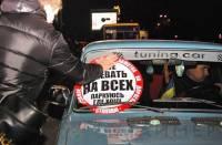 Очередной рейд движения «СтопХам» в Одессе закончился дракой с таксистами