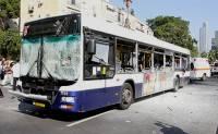 В МИД заявили, что во время взрыва автобуса в Тель-Авиве украинцы не пострадали