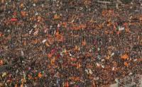 Участники «оранжевой революции» решили провести на Майдане «жесткий митинг»