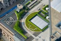Удивительные сады на крышах Лондона