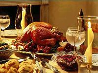Американцы празднуют День благодарения. Говорят, сегодня будет съедено 46 млн. индеек