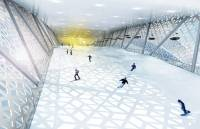 Не имея горных возвышенностей, Дания решила построить крупнейший в мире открытый горнолыжный комплекс
