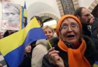 Пока «оранжевые» гуляли на Майдане, Луценко снова обидели, а в секторе Газа затихли. Картина дня (22 ноября 2012)