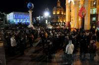Одному из организаторов вчерашнего митинга на Майдане впаяли штраф