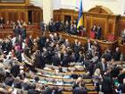 Новая Рада еще даже не начала работать, а оппозиция уже грозится ее блокировать
