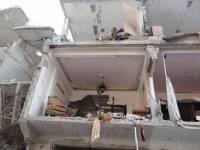 При бомбежке в пригороде Дамаска погибли десять детей