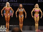 Украинка завоевала звание абсолютной чемпионки по бодифитнесу. Выглядит гордо, но жутковато