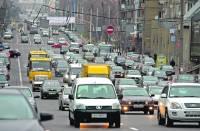 На столичных дорогах появилось около 10 мест, где пробки просто неизбежны