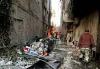 Жертвами терактов в Сирии стали уже 56 христиан