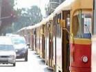 В Харькове две легковушки на полтора часа парализовали движение трамваев