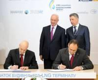 Все так просто. У Каськива заверили, что «недоразумение» вокруг LNG-терминала полностью урегулировано