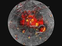 «Мессенджер» подтвердил, что на Меркурии есть лед