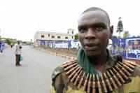 Повстанцы захватывают города на востоке Конго