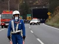 Из обрушившегося в Японии тоннеля спасатели достают обгоревшие тела