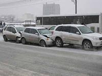 Синоптики уверяют, что нас ждет страшный сон автолюбителя: дождь, снег и гололедица