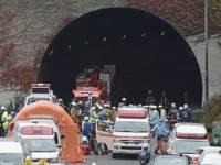 Названа возможная причина обрушения тоннеля в Японии