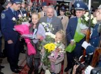 Как дома встречали победительницу детского «Евровидения»