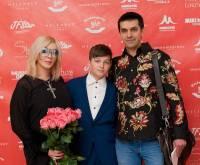 В Киеве прошла вечеринка модных детей