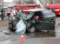 Не уверен – не обгоняй. Именно это правило могло бы спасти жизнь водителю «восьмерки» на Харьковщине