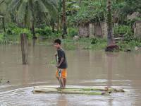 На Филиппинах жертвами тайфуна стали 82 человека