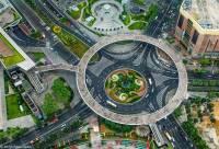 Жители Шанхая придумали, как бороться с пробками на дорогах
