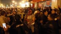 В Каире у президентского дворца начались массовые беспорядки. Есть погибшие