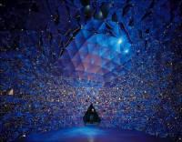 Почувствуйте себя миллионером. В Австрии появился огромный кристаллический купол Swarovski