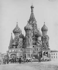 Дореволюционная Москва. Даже не верится, что это когда-то было