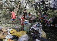 Тайфун, забравший на Филиппинах около 300 жизней