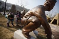 Если аттракционы надоели, их можно заменить… унитазами. В Южной Корее появился «парк туалетной культуры»