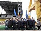 «НИБУЛОН» заложил самый большой плавучий кран в Черноморском бассейне