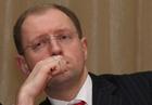 Яценюк решил немного «понависать» на Симоненко. Мартынюк быстро поставил лидера оппозиции на место