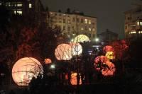 И как после этого не поверить в сказку? В Лионе появился парк разноцветных шаров