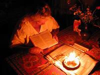 Из-за снегопада 415 населенных пунктов сидят при свечах