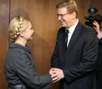 Евросоюз до сих пор не может смириться с тем, что выборы прошли без Тимошенко