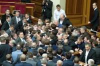 Депутаты выбрали премьера и спикера, Европа приняла резолюцию по Украине, а в Киеве едва не повторилась история с Мазурком. Картина дня (13 декабря 2012)