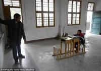 В Китае есть школа, в которой учится... всего один ученик