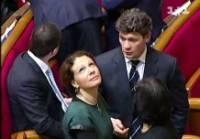 Экс-охранник Тимошенко пообещал, что использовать Левочкину он будет сугубо как жену