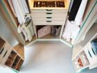 На смену шкафам-купе приходят шкафы-гардеробы
