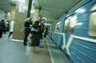 На одной из столичных станций метро с потолка хлынула вода. Трубы не выдерживают морозов?