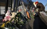 Американцы скорбят по загубленным детским жизням в школе «Сэнди Хук»